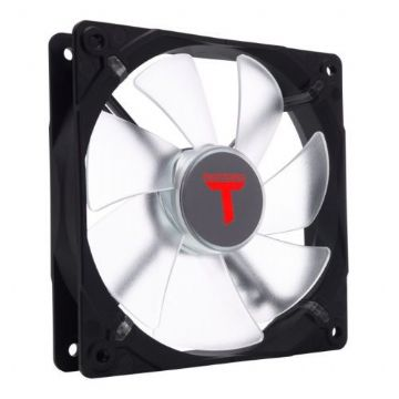 Riotoro Cross-X Classic Case Fan Red LED